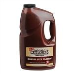 Frenchs Cattlemens Master Reserve Kansas City Classic Barbecue Sauce - 158 Oz.