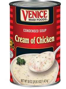 Aunt Kittys Venice Maid Soup Cream of Chicken