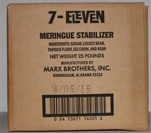 7-11 Stabilizer Meringue - 25 Lb.