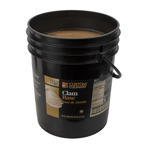 Gold Label Clam Base No Msg - 50 Lb.