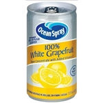 Ocean Spray 100 Percentage Grapefruit Juice - 5.5 Oz.