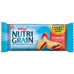 Kelloggs Nutrigrain Bars Strawberry - 1.3 Oz.