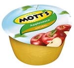 Motts Natural Apple Fruit Snack - 3.9 Oz.