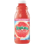 Pepsico Ruby Red Grapefruit Juice - 32 Oz.