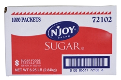 Sugar Foods N Joy Sugar - 0.1 Oz.