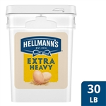Hellmanns Spread Extra Heavy Mayonnaise Made with 100 Percent Cage Free Eggs - 4 Gal.