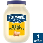 Unilever Best Foods Hellmans Mayonnaise Plastic Bottle - 1 Gal.