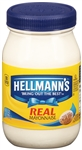 Unilever Best Foods Hellmanns Retail Mayonnaise - 8 oz.