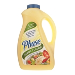 Ventura Foods Phase Liquid Butter Alternative Oil With Garlic 1 Gal.