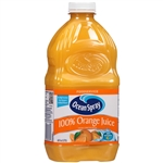 Ocean Spray 100 Percentage Orange Juice - 60 Oz.