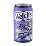 Welchs 100 Percentage Grape Juice - 11.5 Oz.