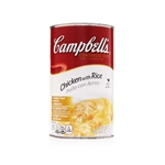 Campbell's Chicken With Rice Condensed Soup 50 Oz.