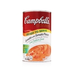 Campbell's Ready To Serve Low Sodium Tomato With Pieces Soup 50 Oz.