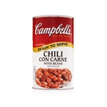 Campbell's Chili Food Service With Carne 50 Oz.