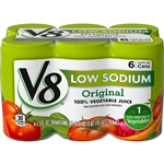 Campbell's V8 Low Sodium High Cone Juice 5.5 Oz.
