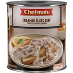 Nestle Chef Mate Thin Sliced Beef Cream Entree - 106 Oz.