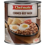 Nestle Chef Mate Corned Beef Hash Entree - 107 Oz.