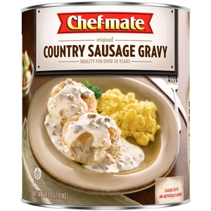 Nestle Chef Mate Country Sausage Gravy Entree - 105 Oz.