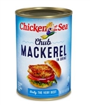 Chicken of the Sea Mackerel Jack - 15 Oz.