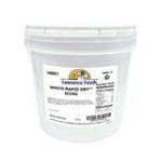 White Rapid Dry Icing - 24 Lb.
