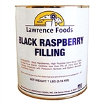 Filling Whole Black Raspberry - 42 lb.