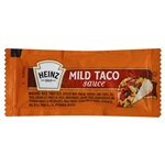 Heinz Single Serve Mild Taco Sauce - 9 Grm.