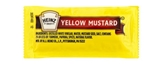 Heinz Single Serve Mustard - 0.2 Ounce