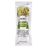 Heinz Italian Single Serve Dressing - 1 Ounce