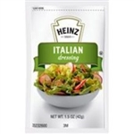 Heinz Italian Single Serve Dressing - 1.5 Oz.