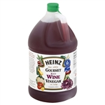 Heinz Vinegar Wine Red - 1 Gal.