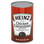 Heinz Consomme Chicken Soup - 48 Oz.