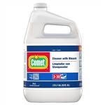 Procter and Gamble Comet Cleaner With Bleach - 1 Gal.