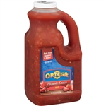B and G Foods Ortega Picante 1 Gallon Hot Sauce