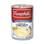 Campbell's Cream Of Chicken Soup 10.75 Oz.