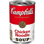 Campbell's Chicken Noodle Soup 10.75 Oz.