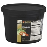 Custom Culinary Gold Label Mirepoix Base No Msg Added - 4 Lb.