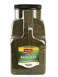 Ach Food Durkee Basil 1.62 Pound Whole Leaves