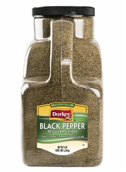 Ach Food Durkee 5 Pound Black Regular Ground Pepper
