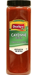 Ach Food Durkee Cayenne 16 oz. Pepper