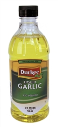 Ach Food Durkee 32 oz. Liquid Garlic