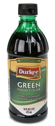 Ach Food Durkee Green Food Color 16 oz.