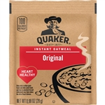 Quaker Instant Oats - 0.98 Oz.