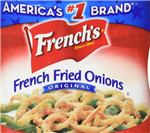 French's French Fried Onions - 25 lb.