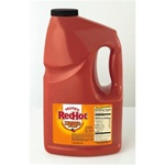 Frenchs Franks Redhot Buffalo Wing Medium Sauce - 1 Gal.