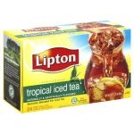 Unilever Best Foods Lipton Iced Tropical Tea - 3 Gal.