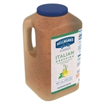 Unilever Best Foods Hellmans Blue Ribbon Collection Zesty Italian Dressing - 1 Gallon