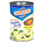 Swanson Broth Vegetable - 14.5 Oz.