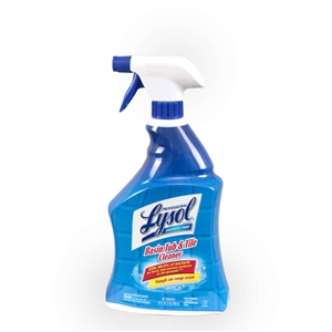 Professional Lysol Basin Tub and Tile Cleaner - 32 Fl. Oz.