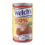 Welchs 100 Percentage Apple Juice - 5.5 Oz.