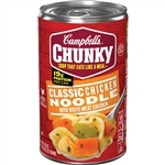 Campbell's Chunky Classic Chicken Noodle Soup 19 Oz.